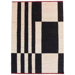 Hand-Spun Nanimarquina Melange Stripes 1 Rug by Sybilla, Large