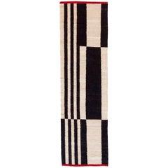Hand-Spun Nanimarquina Melange Stripes 1 Rug by Sybilla, Runner