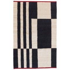 Hand-Spun Nanimarquina Melange Stripes 1 Rug by Sybilla, Standard