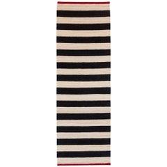 Hand-Spun Nanimarquina Melange Stripes 2 Rug by Sybilla, Runner