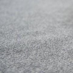 Handwoven Rug in 100% Alpaca Color Slate