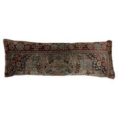 Handwoven Silk Pillow
