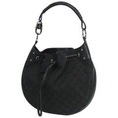 handbag  one shoulder  Womens  shoulder bag 115006  black Leather
