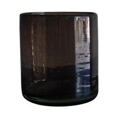 Handblown Glass Tumbler, by Brendan Tadler