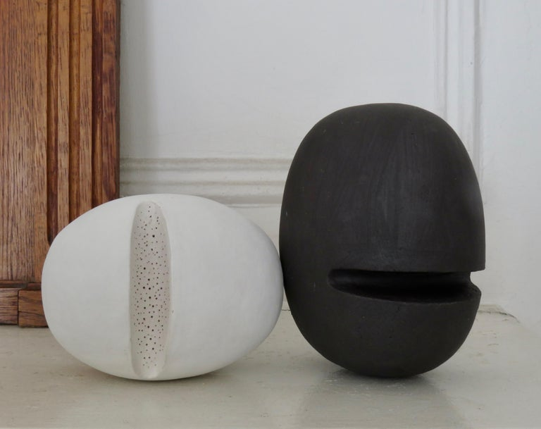 Handbuilt Ceramic Sculptural Heads
