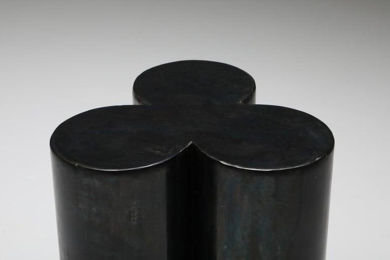 Collectible Design Arno Declercq Senufo Side Table For Sale 1