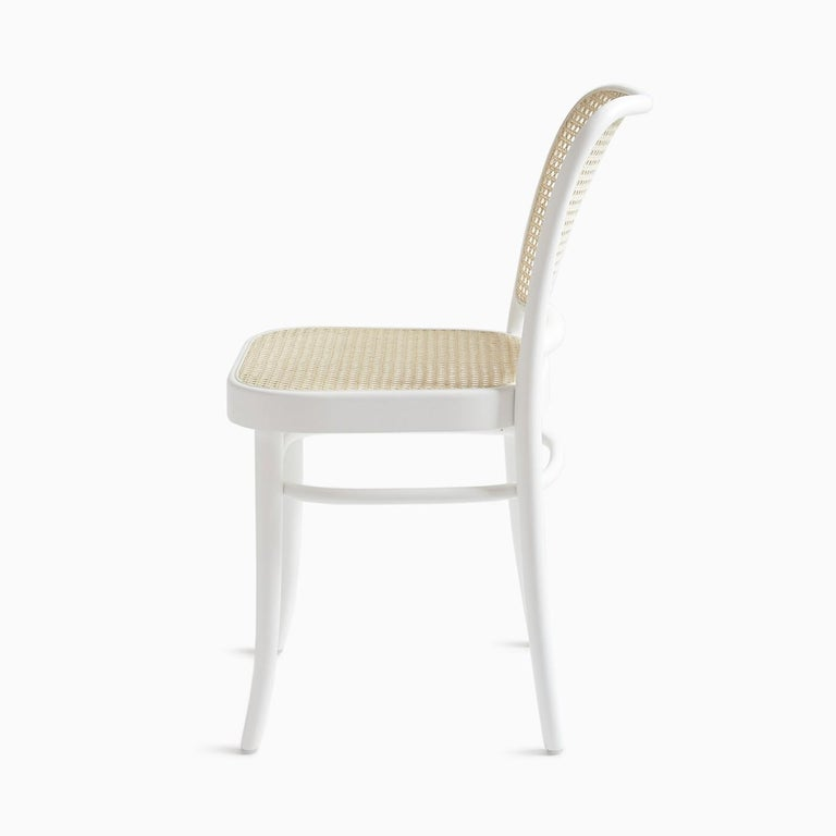 Marvelous Handcrafted Rattan Dining Chairs In White Lacquer Ncnpc Chair Design For Home Ncnpcorg