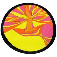 Handcrafted Plexiglass Sun