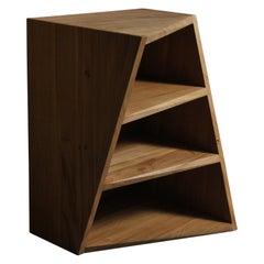 Handcrafted Postmodern Shelf Unit