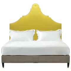 Handcrafted Savoir Claudia and Nº3 Bed Set, King Size