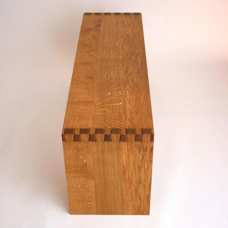 Handcrafted Studio Bench by Fabian Fischer, Germany In New Condition For Sale In Berlin, DE