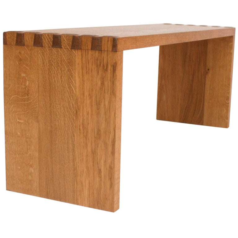 Handcrafted Studio Bench by Fabian Fischer, Germany For Sale