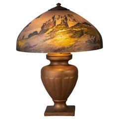 Handel Table Lamp, circa 1920