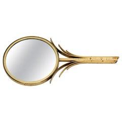 Handheld Mirror by Ivar Ålenius Björk for Ystad Metall, 1930s