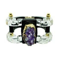 Handmade Acrylic Bracelet Aura