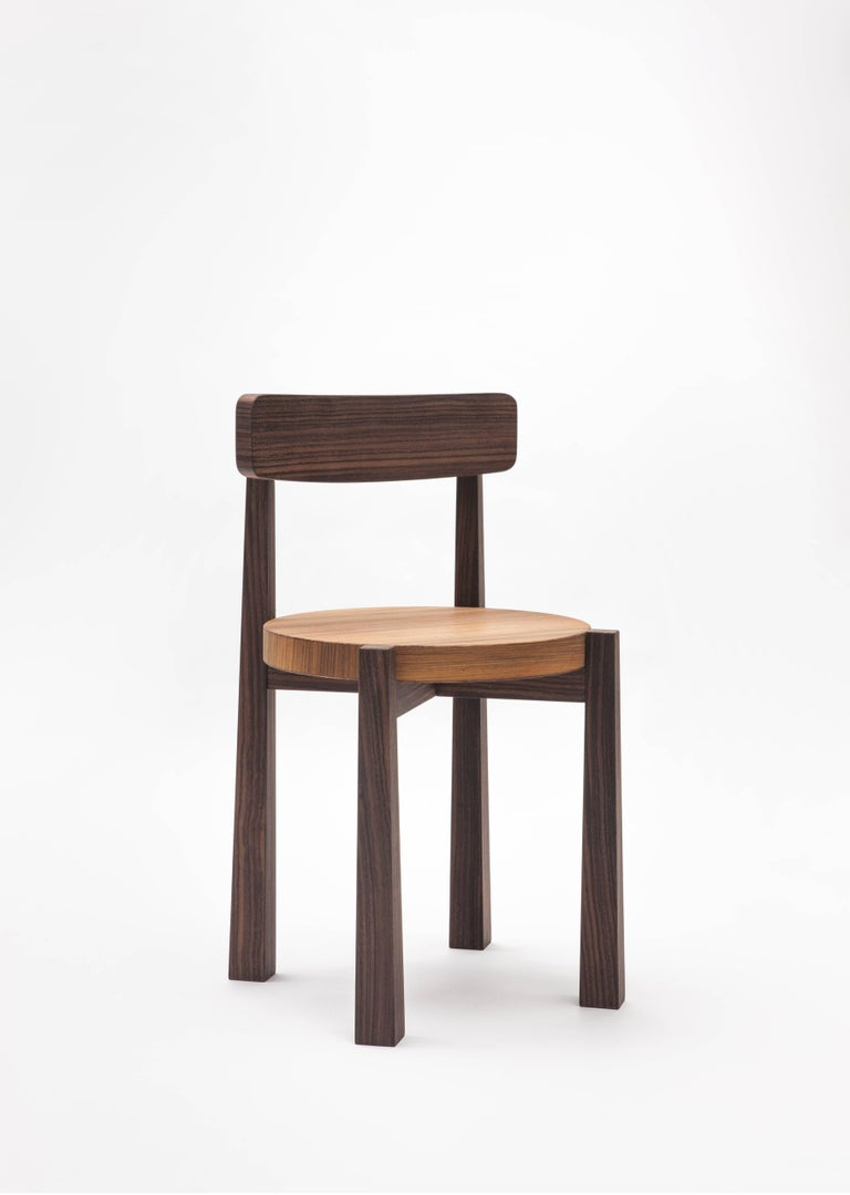 Incredible Handmade Bespoke Wooden Dining Chair Sediolina Machost Co Dining Chair Design Ideas Machostcouk
