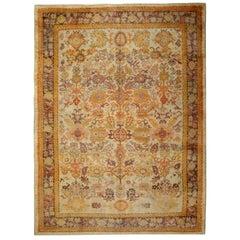 Handmade Carpet Antique Rugs Turkish Anatolian Oriental Rug for Home Decor