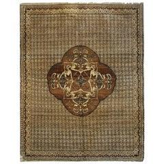 Handmade Kayseri Rug, circa 1970, Antique Rugs, Turkish Rugs, Oriental Rugs