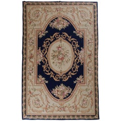 Handmade Carpet Contemporary Chinese Aubusson Style Rugs
