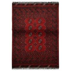 Handmade Carpet Vintage Living Room Rug Oriental Afghan Design Carpet for Sale