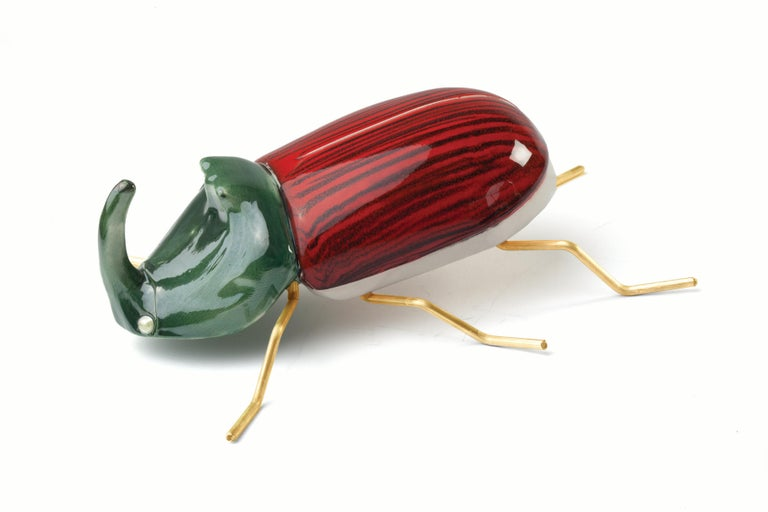 Handgefertigte Keramik Accessoires Fauna Farben Kollektion 7