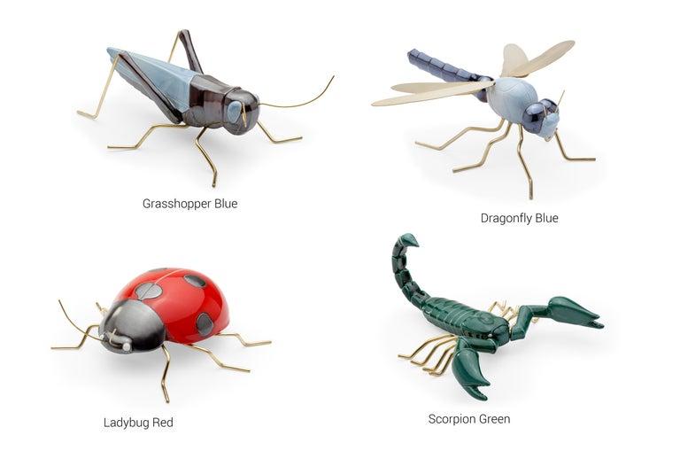 Handgefertigte Keramik Accessoires Fauna Farbe Neue Kollektion 10