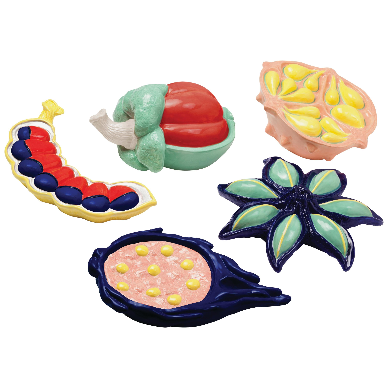 Handmade Ceramic Accessories Salvé Terra Collection