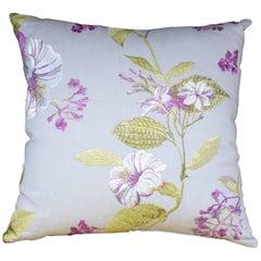 Handmade Designer Contemporary Linen Pillow