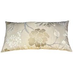 Handmade Designer Contemporary Silk Pillow