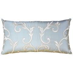 Handmade Designer Silk Pillow