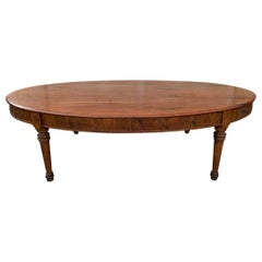 Handmade Dining Table Made in Italy