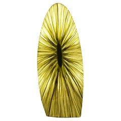 Handmade Grass Pleated Silk Soprano Table Light