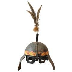Handmade Helmet