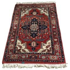 Handmade Heriz Persian Rug Never Used