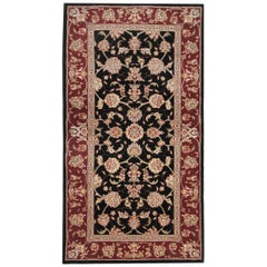 Handmade Indian Rugs, Contemporary Rugs, Floral Area Floor Flat-Weave Rug