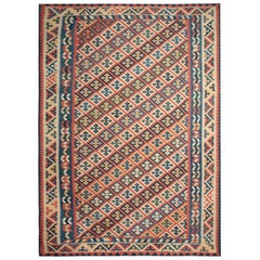 Handmade Kilim Rugs Floor Kilim Carpet Traditional Afghan Rugs