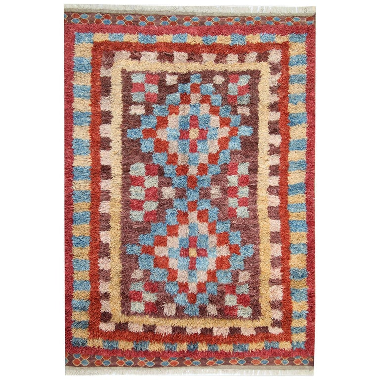 Moroccan Rugs Pink And Red