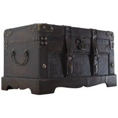 Handmade Old Jewelry Box