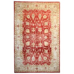 Handmade Oriental Carpet, Traditional Area Rug