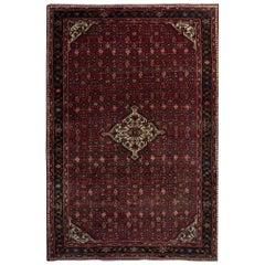 Handmade Oriental Rug Traditional Large Wool Area Rug