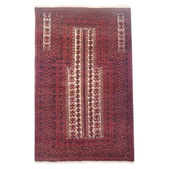 Handmade Rugs and Carpet Tribal Oriental Rug, Wool Vintage Rugs