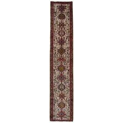 Handmade Runners and Rugs, Wool Oriental Runner Vintage Tribal Carpet