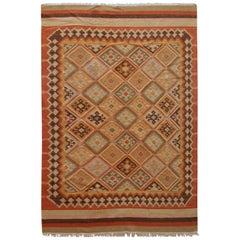 Handmade Vintage Ardabil Style Rug, 1970s, 1C581