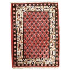 Handmade Vintage Indi-Seraband Rug, 1970s, 1C642