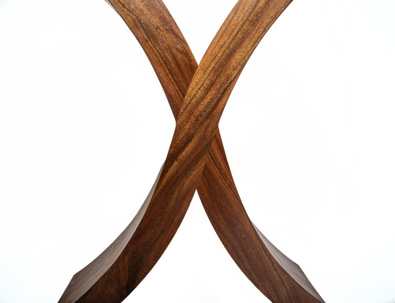 Hand-Crafted Handmade Xavier Console Table For Sale