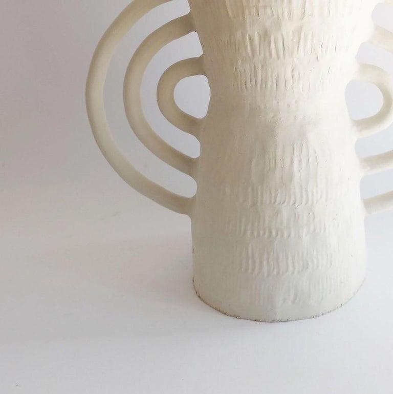 Modern Handsculped Alcazar Table Lamp by Ia Kutateladze For Sale