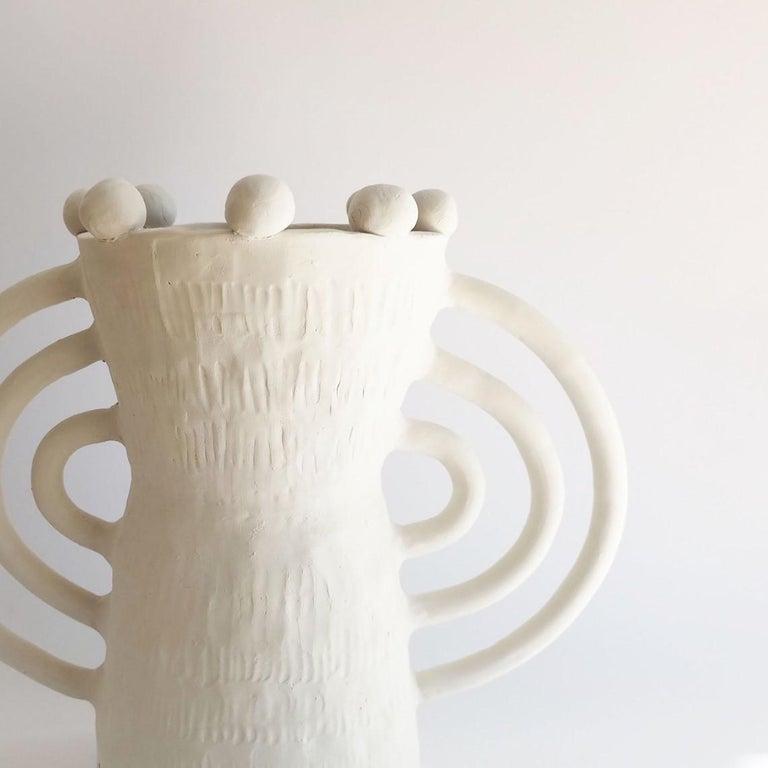 German Handsculped Alcazar Table Lamp by Ia Kutateladze For Sale