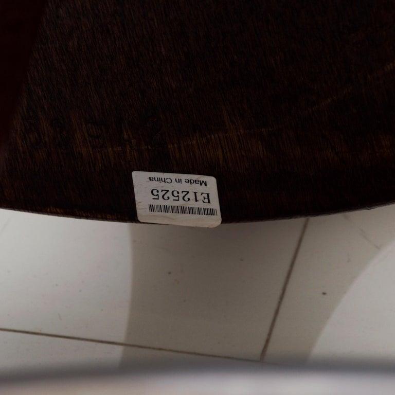 Handsome RH Vintage Solid Oak Captain's Swivel Desk Chair Task Office Use For Sale 6