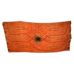 Handwoven Kashmir Paisley Blanket