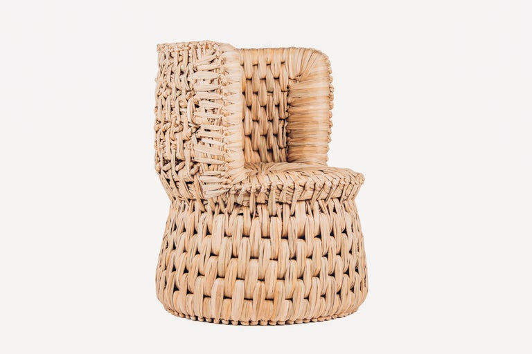 From a craft object to relevant design, these special pieces that are made in Mexico, were created to add warmth and texture to your interior. Intended for indoor or covered outdoor use, they are a reminder of the incredible workmanship and know-how